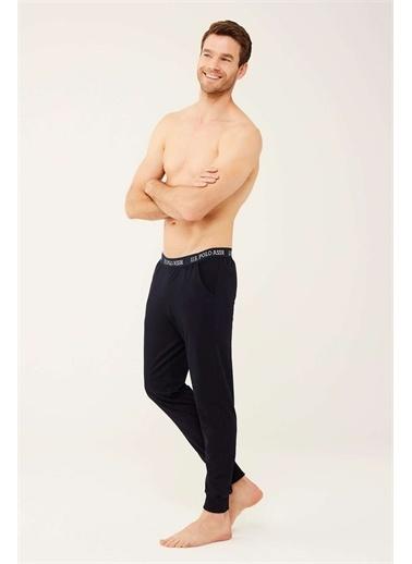 U.S. Polo Assn. U.S. Polo Assn. Erkek Lacivert Pijama Altı Lacivert